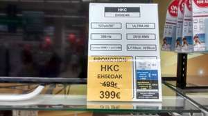 "TV 50"" HKC EH50D4K LED UHD"
