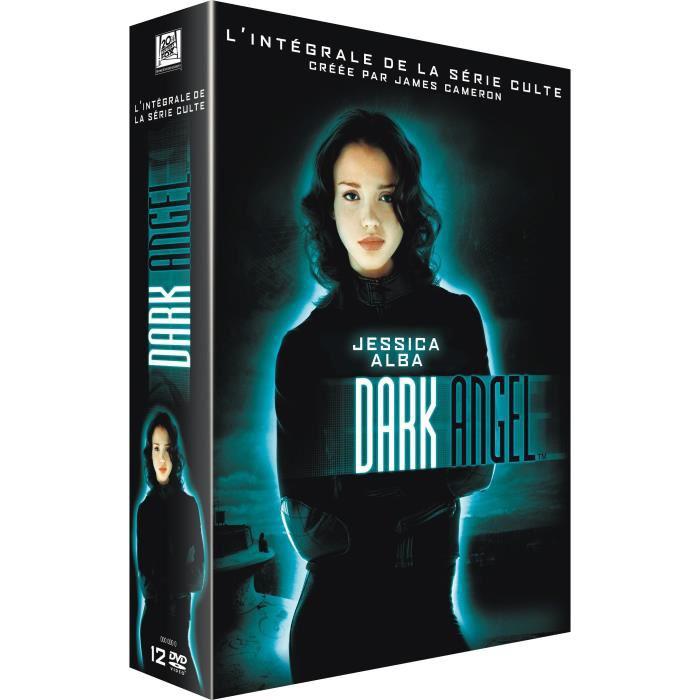 Coffret DVD Intégrale Dark Angel