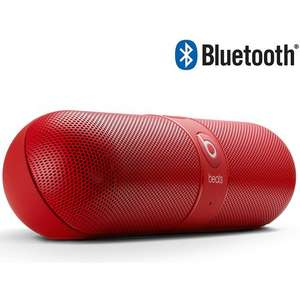 Enceinte nomade Beats Pill 1.0' - Bluetooth - Rouge