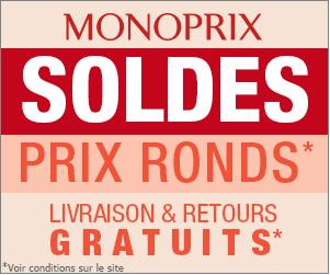 """soldes à """"prix ronds"""" (dernière démarque)"""