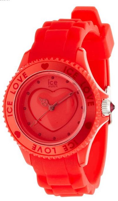 Montre ICE-Watch Ice-Love - Red - femme - Quartz Analogique