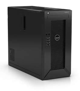 PC mini tour Dell PowerEdge T20 - Xeon E3-1225v3