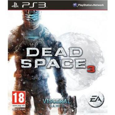 Sélection de Jeux PS3 à 4.99€ unité - Ex: Jeu Dead Space 3 sur PS3