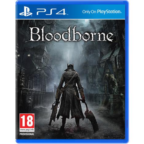 [Précommande] Jeu Bloodborne PS4 + Steelbook offert