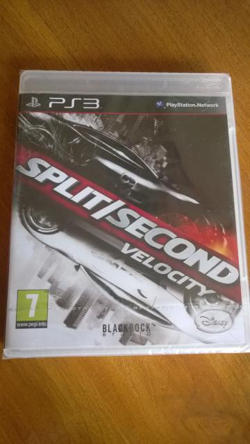 Jeu Split/Second: Velocity sur PS3