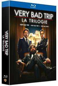 Trilogie Very Bad Trip en Blu-Ray
