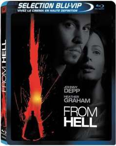 From Hell - Blu-Ray + DVD