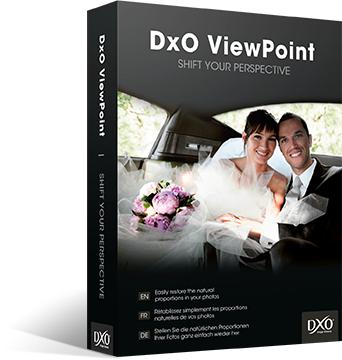 Logiciel DXO Viewpoint 1 gratuit