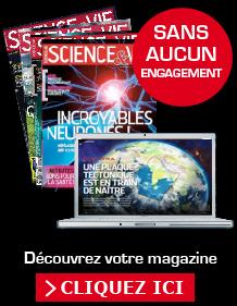 3 numéros gratuits de Science & Vie en édition numérique