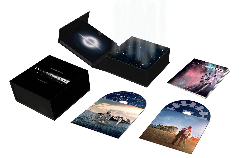 Interstellar : BO (Edition Deluxe - Illuminated Star Projection Box)