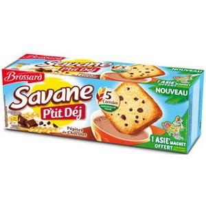 Savane P'tit Dej de Brossard gratuit (réduction immédiate + BDR + prixing)