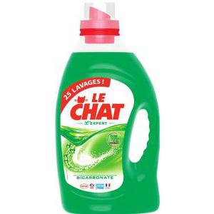 Lessive liquide Le Chat L'Expert - 1.875 L (avec 50% sur la carte)