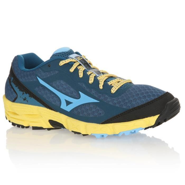 Chaussure de running femme Mizuno Trail Off Road Wave Kien