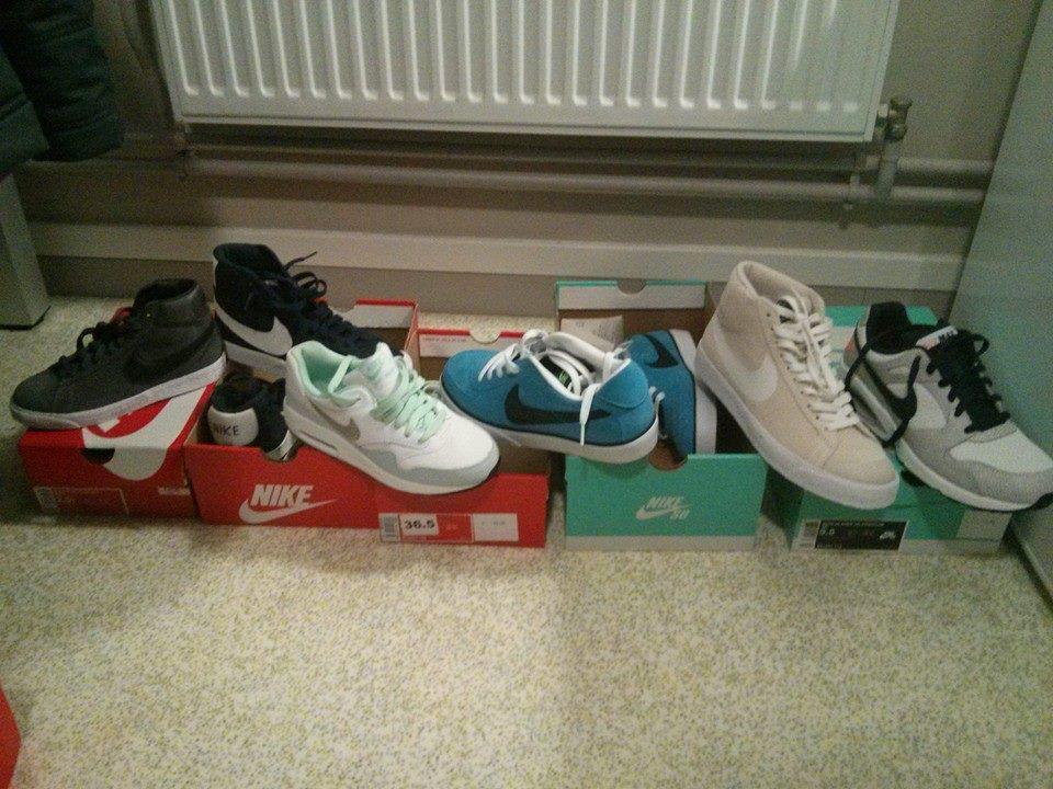 -30% sur le prix d'usine sur une sélection de baskets Nike - Ex : Nike Blazer