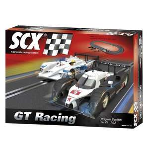 Circuit de voiture SCX original C1 GT Racing 1/32