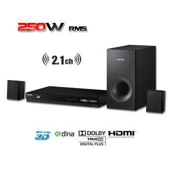 Home-cinéma Blu-ray 3D/DVD 2.1 Samsung HT-F4200