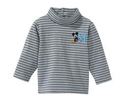 Sélection de vêtements à -70% - Ex : T-shirt à rayures Disney Baby Manches longues