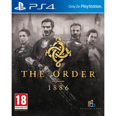The Order : 1886 sur PS4 + porte clé