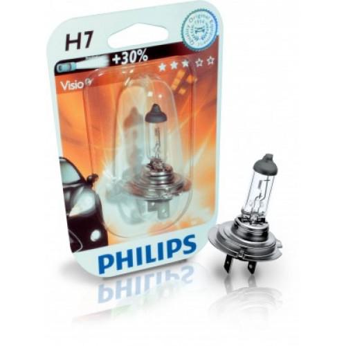 ampoule auto philips h7 12v 55w. Black Bedroom Furniture Sets. Home Design Ideas