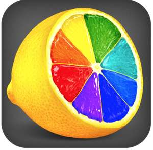 Application iPhone ColorStrokes gratuite sur iOS (au lieu de 1.79€)