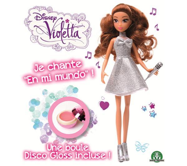 Sélection de jouets en promo - Ex : Poupée Violetta