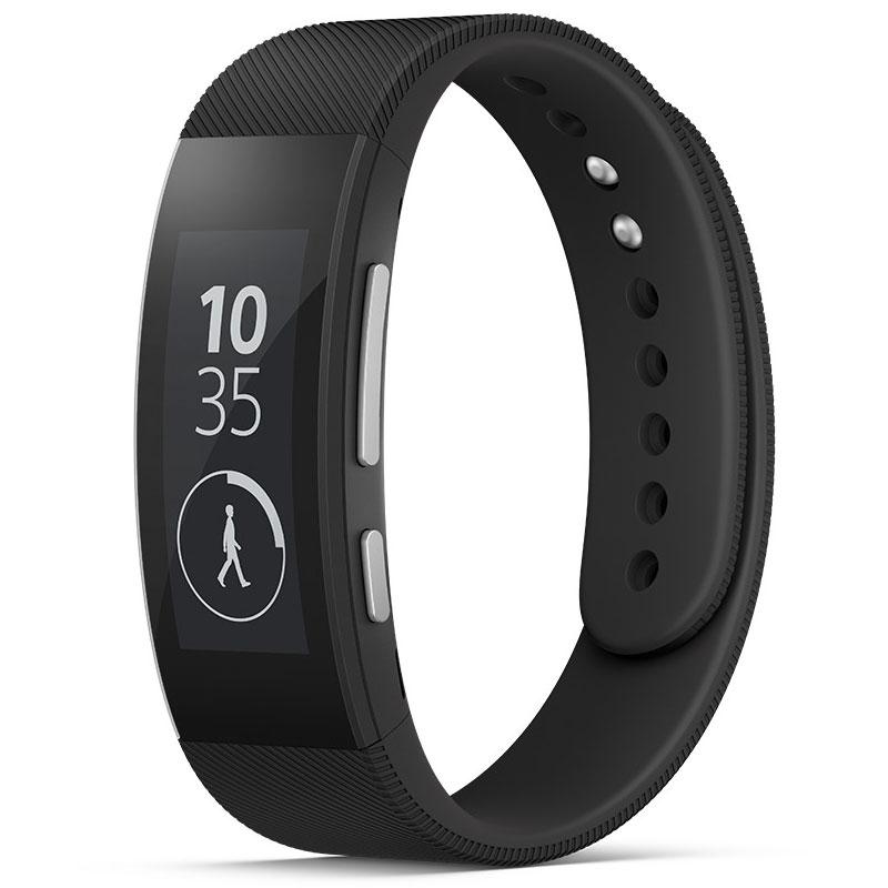 Bracelet connecté Sony SmartBand Talk SWR30 (Avec ODR de 50€)