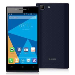 """Smartphone 4,5"""" Doogee F1 Turbo Android 5.0 Full 4G"""