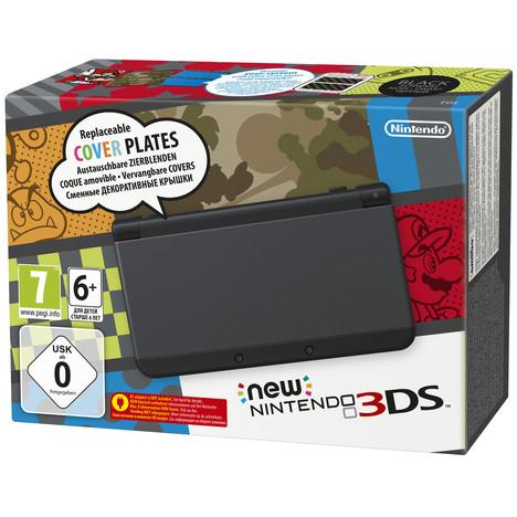 Console Nintendo New 3DS / New 3DS XL (+10€ en bon d'achat)