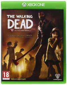 Jeu The Walking Dead - Game Of The Year Edition sur Xbox One