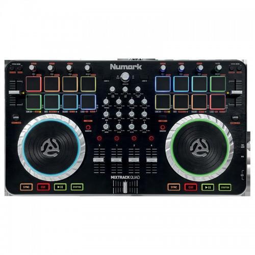 Contrôleur DJ Numark Mixtrack Quad