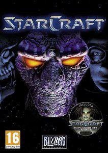 Starcraft + l'extension Broodwar sur PC