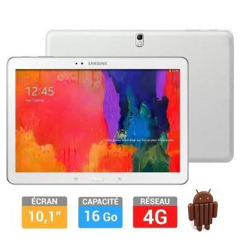 """Tablette 10.1"""" Samsung Galaxy Tab Pro 16Go 4G"""