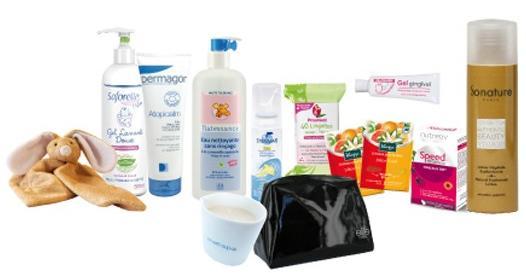 Sélection de trousses bien-être (et autres) en promo - Ex : MyFamili box Hiver - Le kit Soins Bébé Maman