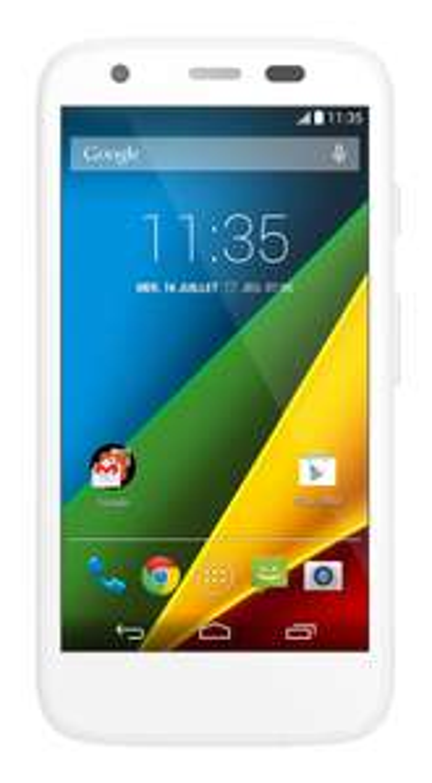 Smartphone Motorola G 4G - Blanc