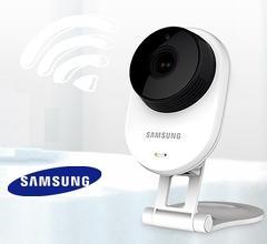 Caméra de surveillance Wifi Samsung SNH E6411