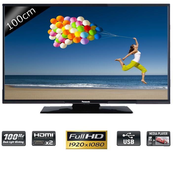 """TV 39"""" Panasonic TX-39A300E -  LED - Full HD"""