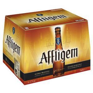 Pack de bière Affligem  20x25cl (50% sur la carte)