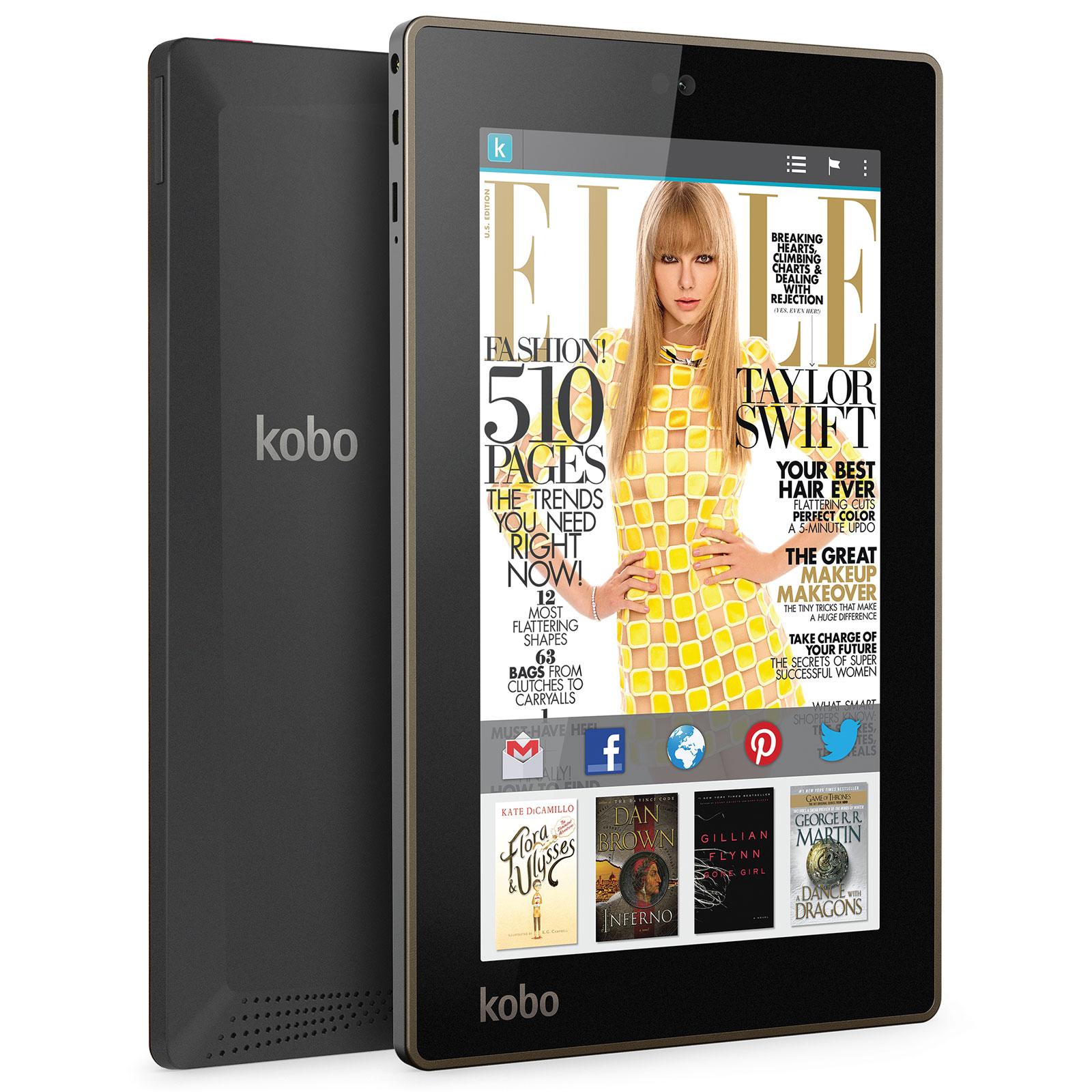 """Tablette 7"""" Kobo Arc 7 - 16 Go (Full HD)"""
