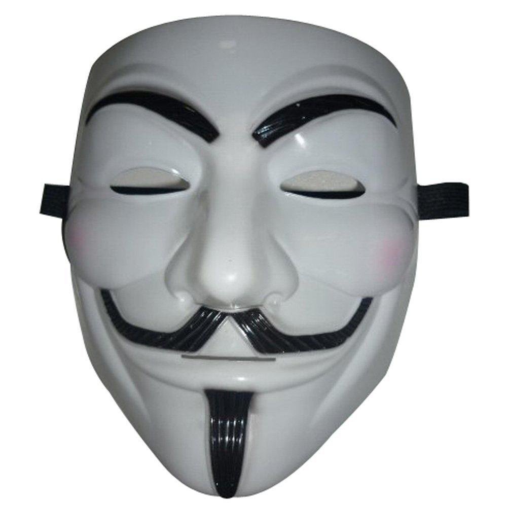 Masque Anonymous adulte - Taille Unique