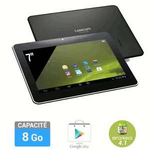 "Tablette 7"" Logicom (Dual Core 8Go)"