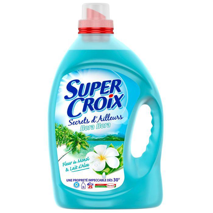 Lessive Super Croix  3L