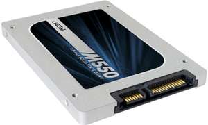 Disque SSD crucial M550 128Go