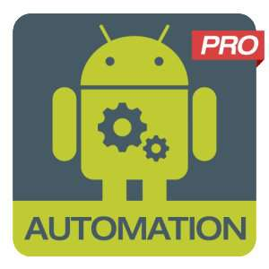 Application Droid Automation - Pro Edition sur Android