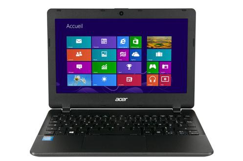 "Pc portable 11.6"" Acer Aspire ES1-111-C1ZM (Intel N2840,  RAM 2 Go - 320 Go)"