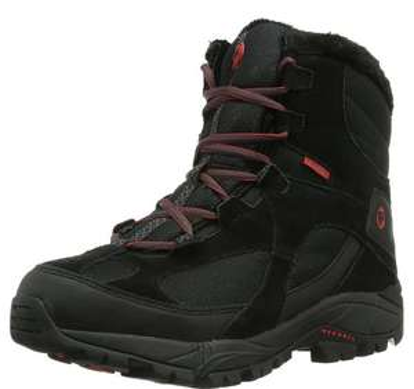 Chaussures de randonnée montantes homme Merrell Snow Rush Wtpf