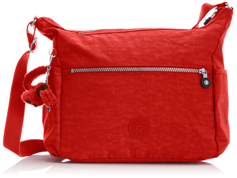 Sacs bandoulière Kipling Alenya mode femme - Rouge