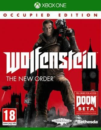 Wolfenstein : The new order edition collector sur Xbox One