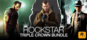 Jeu PC (dématérialisé) Rockstar Triple Crown Bundle ou Lord of The Rings Bundle Mordor Edition
