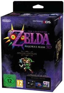 The Legend of Zelda: Majora's Mask Edition Spéciale 3DS