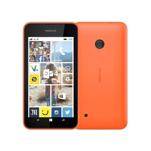 Smartphone Nokia Lumia 530 4 Go - Plusieurs coloris (avec ODR de 30€)